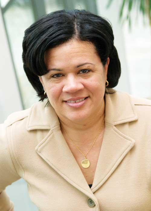 Linda Oubre, incoming dean of San Francisco State University College of Business.