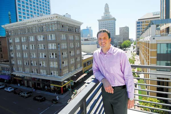 Looking for other projects: Wood Partners's Brian Pianca at Domain by Alta.