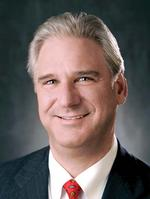 <strong>John</strong> <strong>Plotts</strong>, UCSF senior vice chancellor of finance and administration