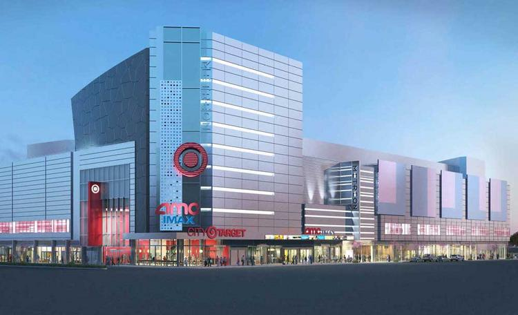 Westfield scored a coup by signing Target for a 100,000-square-foot lease to anchor the revamped Metreon at Mission and Fourth streets.