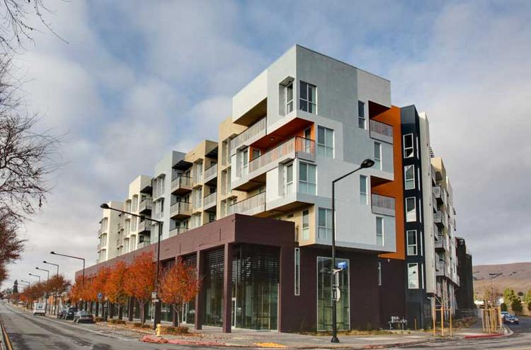 Finalist / best residential, affordable: Station Center Phase 1