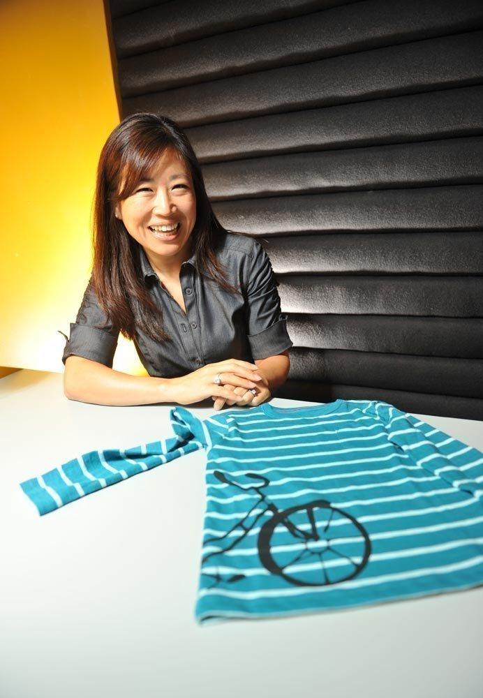 Annie Raimondi employs social media to hone designs.