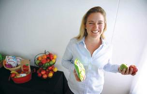 Kristin Richmond founded Revolution Foods in 2006 with UC Berkeley Haas School of Business classmate Kirsten Tobey.