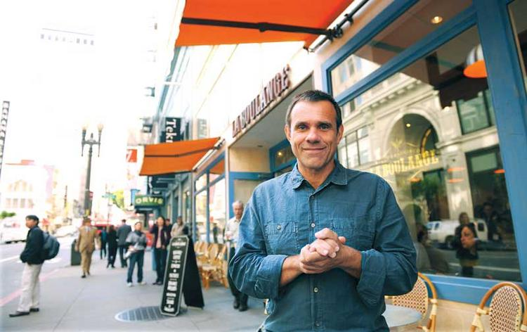 """There are good chains and there are bad chains. We are going to be a good chain,"" says La Boulange's Rigo."