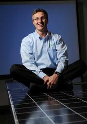 Lyndon Rive is CEO of SolarCity.