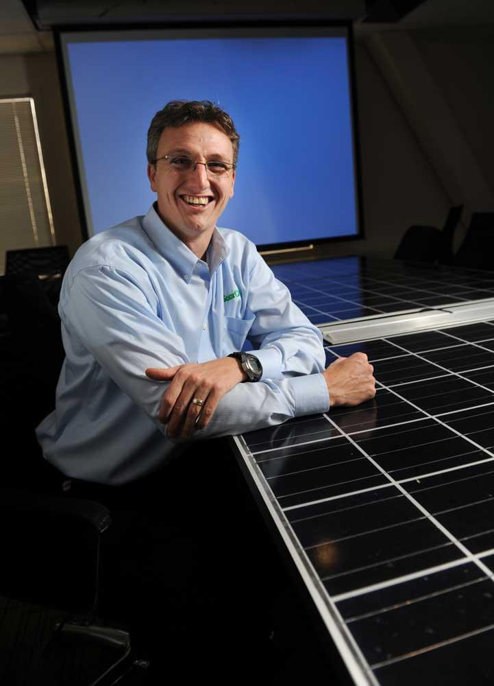 SolarCity CEO Lyndon Rive.