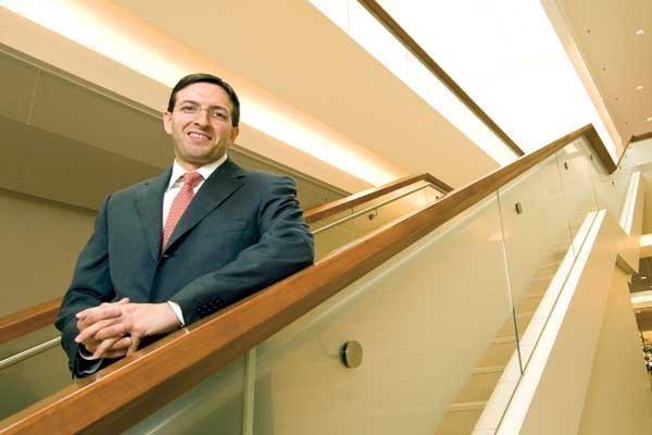 Amir Dan Rubin, Stanford Hospital & Clinics' president and CEO.