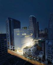 SFMOMA's $325 million expansion is expected to break ground in 2013.