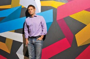 Matt Sanchez, who helped start VideoEgg, is CEO of Say Media.