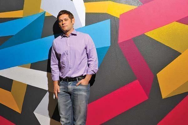Matt Sanchez, who helped start VideoEgg, is CEO of Say Media.