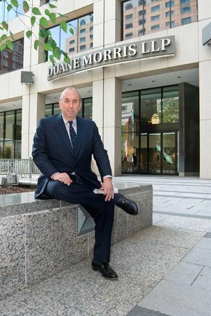 """We've been (serving valley clients) from long distance,"" says Duane Morris' John Soroko."