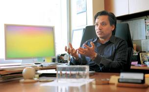 At the Gladstone Institutes, Deepak Srivastava is leading research that has successfully transformed heart scar tissue into new heart muscle cells.