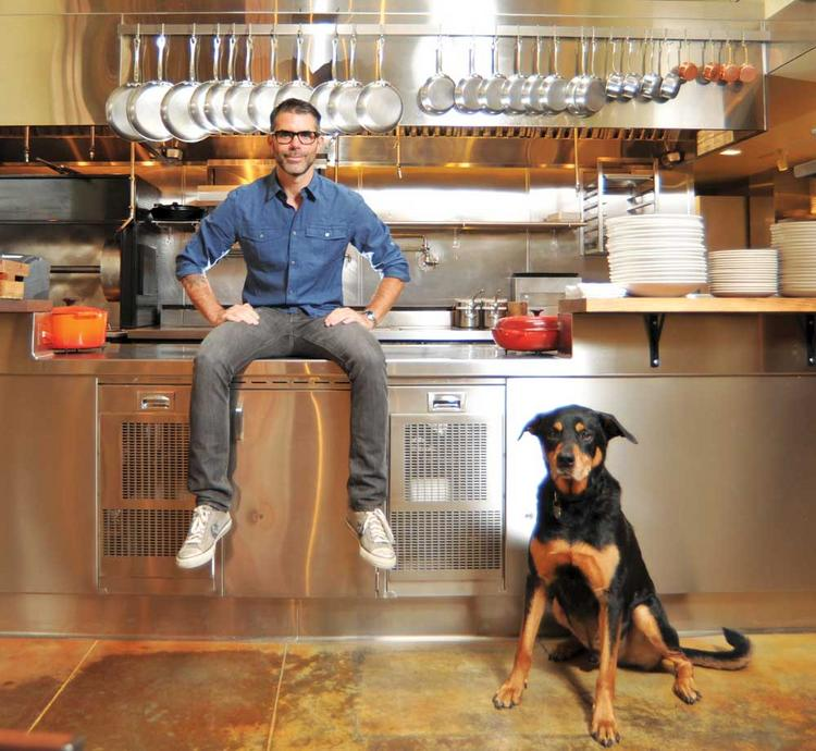 Fetching opportunity: David Steele, with Drugo, added Central Kitchen to Flour + Water.
