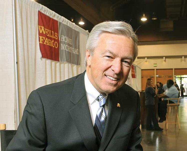 Wells Fargo CEO John Stumpf will hire 300 in the  Bay Area.
