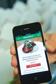 Meals average $12 to $15 per person, and Munchery charges a 15 to 25 percent fee.