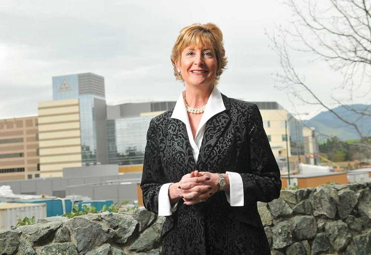 John Muir's Jane Willemsen expects a new joint project to attract pediatric specialists.