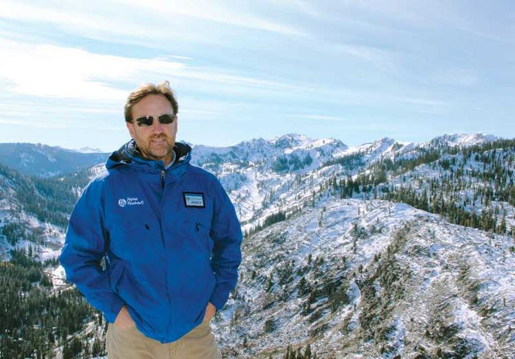 """Peak performance: """"We're only two innings into a nine-inning game,"""" says CEO Andy Wirth at Squaw Valley."""