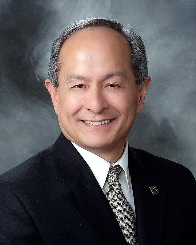 Les Wong, president of San Francisco State University.