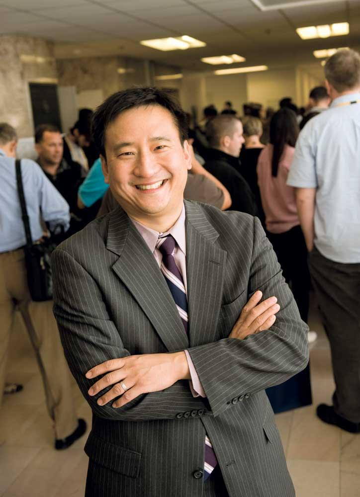 Too many lawyers? Bad for society, says Frank Wu, dean of UC Hastings Law School.