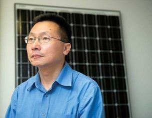 Silevo CEO Zheng Xu