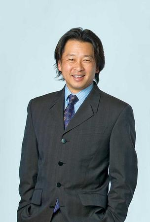 Roy Yih, CEO of Biocare Medical.