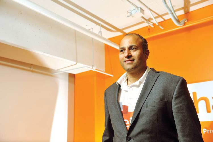 Raj Abhyanker says trademark registrations are among the best predictors ofproduct changes.
