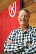 <strong>John</strong> <strong>Anderson</strong>, president and CEO of Levi Strauss & Co.