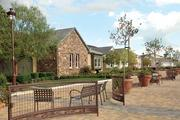 Some of the homes at Trilogy at the Vineyards.