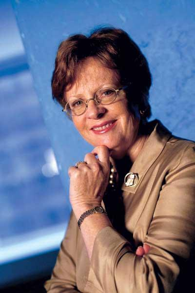 """""""Group-think mentality is broken up when diversity is present,"""" says Mary Cranston."""