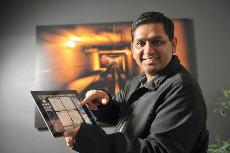 """""""You need to innovate, and at the end of the day, that's the holy grail,"""" says Sumit Gupta."""