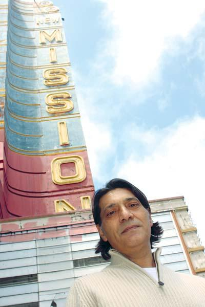 Impresario Gus Murad wants more movie theaters in the Mission.