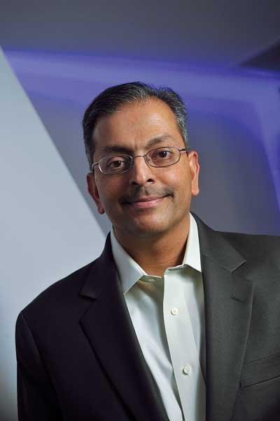 Zain Raj replaced Jeff Haggin as CEO at SolutionSet on Jan. 1.