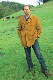 """""""Chefs are still too scared to move prices up,"""" says Bill Reed of Estancia Beef."""