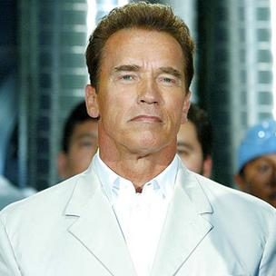 "Arnold Schwarzenegger is in the Atlanta area this week filming the movie ""Breacher."""