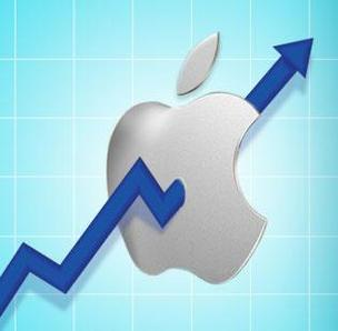 Apple stock illustration