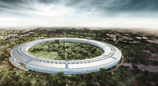 The new headquarters being built by Apple Inc., Google Inc., Facebook Inc. and Amazon.com Inc. could be a bad sign for the companies' bottom lines moving forward.