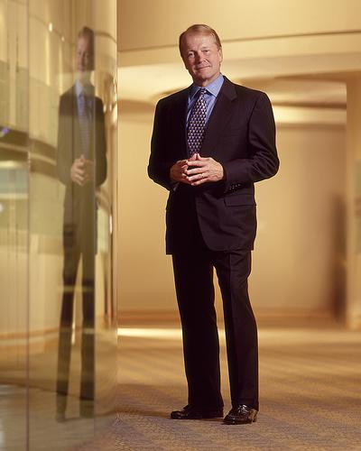 John Chambers is CEO of Cisco.