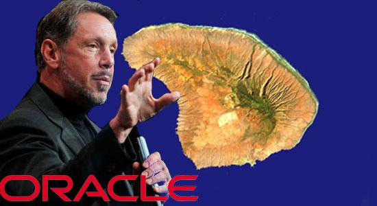 Oracle CEO Larry Ellison owns most of Lanai.