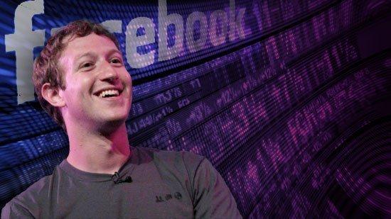 Facebook CEO Mark Zuckerberg is selling a piece of Facebook.