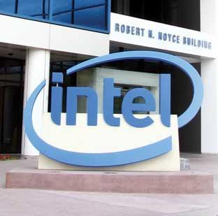Intel has been offered a $240 million stake in Sharp.