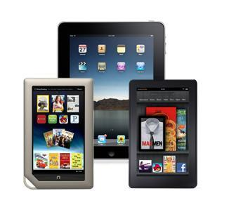 An analyst predicted Thursday that Apple could start selling a 7-inch iPad later this year that would be about the size of the Amazon.com's Kindle Fire and Barnes & Noble's Nook Tablet.