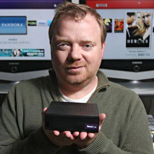 Roku, led by CEO Anthony Wood, raised $60 million in a Series F round that brings its total funding to $130 million.