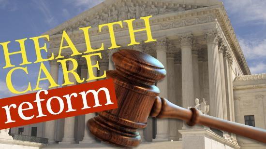 The U.S. Supreme Court largely upheld the Affordable Care Act.