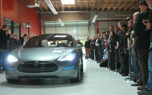 Tesla Motors, Mitt Romney, Department of Energy