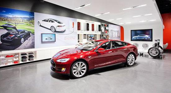 Tesla's Model S sedan has been named Motor Trend magazine's Car of the Year.