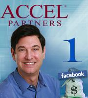 Jim Breyer and Accel Partners sold 49 million Facebook shares on Thursday, worth $1.86 billion. They first invested in the company in 2005.