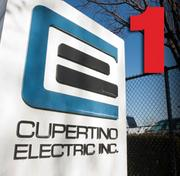 No. 1: Cupertino Electric Inc.  Number of electricians in Silicon Valley: 572 Number of electricians companywide: 1,153 Union or nonunion shop: Union Year founded locally: 1954 Top local executive: John Boncher, president and CEO