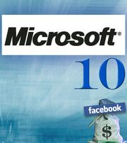 Microsoft Corp. sold 6.6 million Facebook shares on Thursday for $249 million. It first invested in 2007.