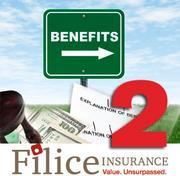 No. 2: Filice Insurance Number of Silicon Valley senior benefits consultants: 46 Number of FTE employees in the benefits division: 60 Consultant or administrator: Both Sample of services:  Employee benefits, wellness Year founded:  1989 Top local executive: Ron Filice