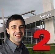 No. 2: Google Inc.  Most recent four-quarters revenue: $35.8 billion. Four quarters ending on: 30-Sep-2011. Four-quarters net income:$9.6 billion.  Total Employees: 24,400. CEO: Larry Page.